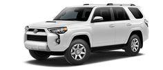 2014 Toyota 4Runner (Trail) SUV - Super White