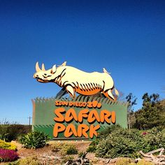 San Diego Zoo Safari Park in Escondido, CA
