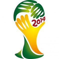 Stickers Coupe du monde Brésil 2014
