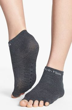 gripper socks for yoga and pilates - I live for these!