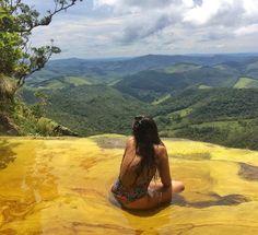 Janela do Céu, Parque Estadual do Ibitipoca - MG