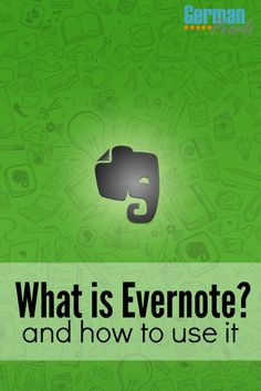 Do you hear people talking about Evernote and wonder, What is Evernote? We'll…