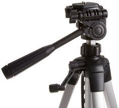 Amazon.com : AmazonBasics 50-Inch Lightweight Tripod with Bag : Camera & Photo