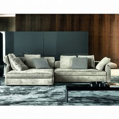 #MINOTTI2014Collection #COLLAR is a finely tailored sofa with a dynamic seating system to adjust the back and armrest of your preference.  @minotti_spa is NOW available exclusively through MOIE. MINOTTI Jakarta monobrand showroom will be opened in Kemang soon!