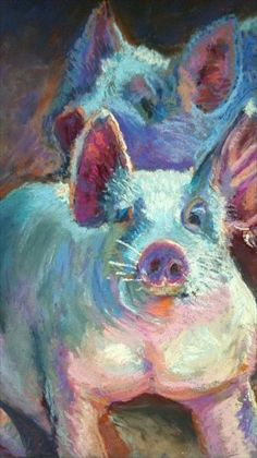 Two Little Pigs, Gina Ward