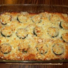This recipe is great for a family dinner or to feed a crowd! So delicious and so easy to make!