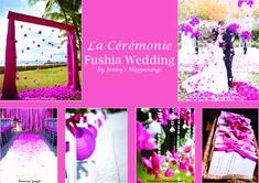 Si vous aimez les couleurs vives, pourquoi ne pas oser un #mariage tout en #Fushia ? Contrairement aux idées reçue, ce n'est pas qu'une couleur #Girly . Avec une dose maitrisée de #Fushia vous donnerez de l' #élégance et du #glamour à votre #événement. Cette couleur donnera du #Peps et de la #gaieté à votre #mariage !  Cette épingle est dédiée à la cérémonie. #jennyshappenings #eventplanner #wedding Peps, Wedding Event Planner, Marie, Girly, Glamour, Table Decorations, Shit Happens, Inspiration, Wedding Planner