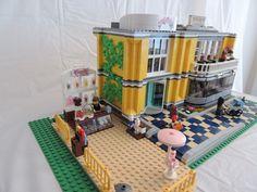 Custom Lego Ristorante