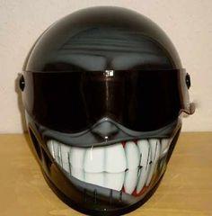 Capacete de dentista!