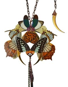 @Chelsea Rose Helwig, you sooooo want this butterfly awesomness dont you?