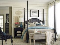 20 Beautiful Four Poster Bed Designs