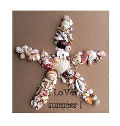 Summerland Cottage Studio: Collecting Seashells.