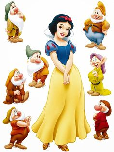 Give Simba's Pride more attention: Disney Snow White and The Seven Dwarfs