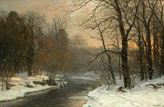 Anders Andersen-Lundby - As Evening Falls