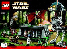 Star Wars - Battle Of Endor [Lego 8038]
