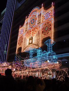 Christmas in Nagoya,