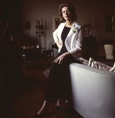 Lauren Bacall, 1959.