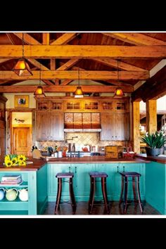 AMAZING kitchen :)