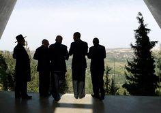 President Obama at Yad Vashem, Jerusalem