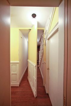 Rotating wall. No idea where I would put this but I want a secret passageway somewhere in my house.