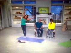 Marie Osmond on QVC with the Body Gym
