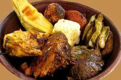 La PACHAMANCA A LA OLLA ✅ en su versión original es uno de los platos más antiguos de la gastronomía peruana. En esta ocasión te traemos la versión casera. No Cook Meals, Pork, Menu, Chicken, Cooking, Barbie, Night, Home, Easy Food Recipes