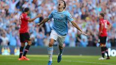 Manchester City 4-1 Manchester United. Hombre del partido: Samir Nasri