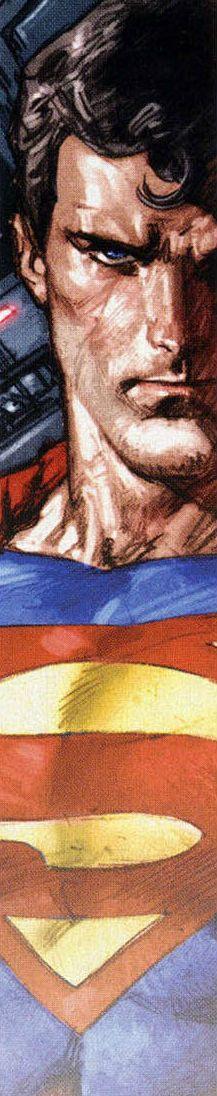 Superman by Mauro Cascioli