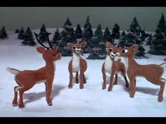 The Temptations - Rudolph The Red Nosed Reindeer
