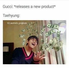 55 ideas for funny bts lol Taehyung Gucci, Bts Taehyung, Funny Kids Homework, Bts Concept Photo, Bts Memes Hilarious, I Love Bts, Yoonmin, Bts Boys, K Idols