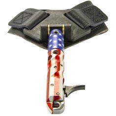Scott Archery Freedom XT Bow Release w/Freedom Strap American Flag, As Shown Archery Accessories, Cheap Accessories, Archery Releases, Bow Release, Whitetail Deer Hunting, Bow Hunting, American Flag, Cool Designs, Freedom
