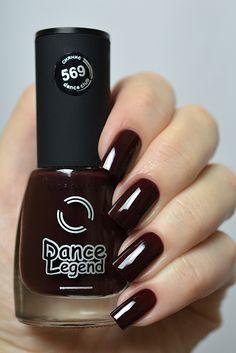 Comme il faut : №569 Dance Legend, Clu, Nail Polish, Nail Art, Comme, Nails, Finger Nails, Ongles, Nail Polishes