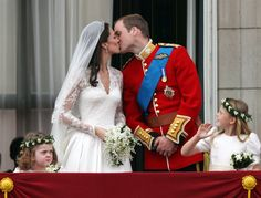 Wills and Kate wedding