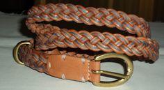 Mela Original 1925   Women's Leather Belt - Hannah #MelaOriginal #WomensFashion #Fashion #LeatherBelt #LeatherGoods #Leather #LeatherClothing #WholesaleLeatherGoods