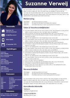 Voorbeeld cv 4, OfficeStar | Hét platform voor office-ondersteuning in Nederland