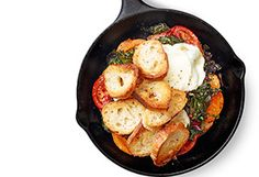 Tomato and Chard Bake Recipe - Oprah.com