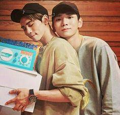 Jonghyun and Kibum