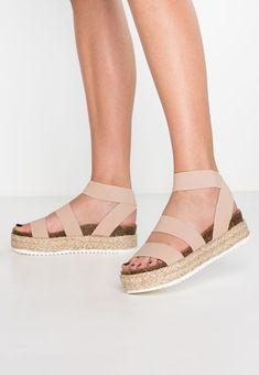 KIMMIE - Sandalen met plateauzool - pink