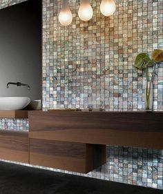 Terre Copper Mix 48x48 Tile | Topps Tiles