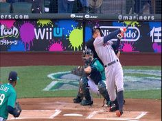 6/19/2015: George Springer's (Houston Astros) 11th Home Run (Solo HR) of 2015 Season @ Safeco Field, Seattle Mariners.