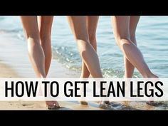 Lean Leg Workout