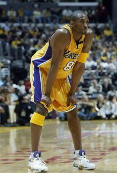 Kobe's Air Jordan VIII PE