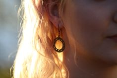 Funky SteamPunk Earrings