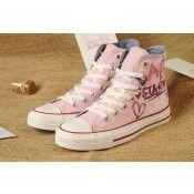 Converse All Star Chaussures Des Femme De Haute Rose pas cher online