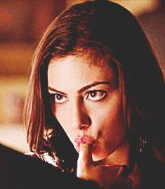 Animated gif discovered by mims. Find images and videos about the vampire diaries, tvd and to on We Heart It - the app to get lost in what you love. Aesthetic Gif, Aesthetic Photo, Phoebe Tonkin Gif, Hope Mikaelson, Wattpad Stories, Famous Girls, Always And Forever, Animated Gif, Find Image