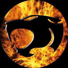 Thundercats Logo by sadistic-demon on DeviantArt