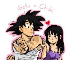 Oh Goku Son I\'m so happy were married. | Weddings/Married ...