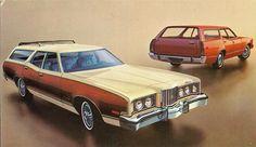 Items similar to Mercury Montego MX Villager Station Wagon vintage postcard 1973 (chrome, unused) on Etsy Edsel Ford, Car Ford, Station Wagon Cars, Mercury Montego, Woody Wagon, Mercury Cars, Ford Lincoln Mercury, Car Advertising, Ford Motor Company