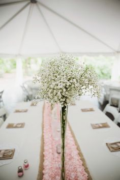 Baby's Breath | Classic | Centerpieces