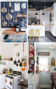 Precisando organizar pequenos espaços dentro de casa? Te mostramos ideias super legais para você investir em placas perfuradas tipo Eucatex por todos os c...